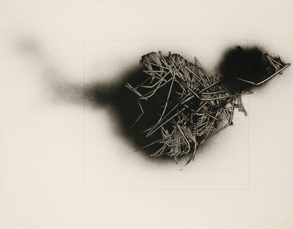 <span class=&#34;artist&#34;><strong>Emilio Scanavino</strong></span>, <span class=&#34;title&#34;><em>La meteora (The Meteor)</em>, 1982</span>