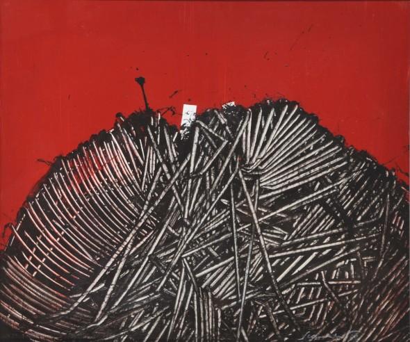 <span class=&#34;artist&#34;><strong>Emilio Scanavino</strong></span>, <span class=&#34;title&#34;><em>Acrilico 17</em>, 1969</span>