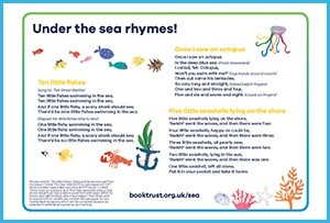 Under-the-sea rhymes