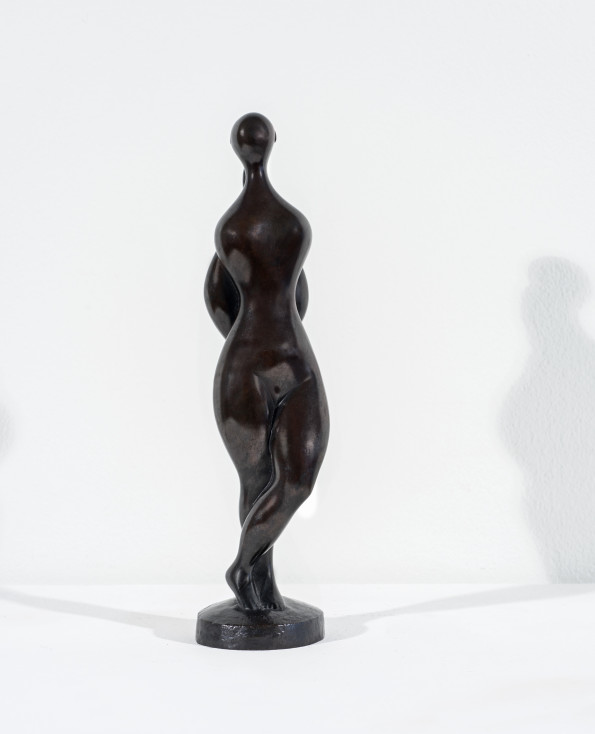 Baltasar Lobo, Femme mains au dos, 1988