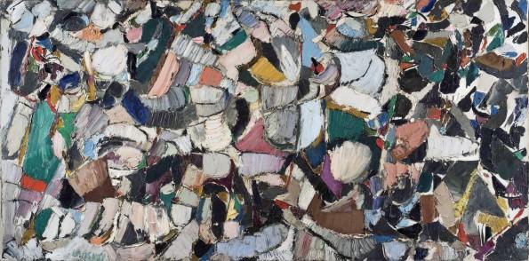 André Lanskoy, Composition, c.1956