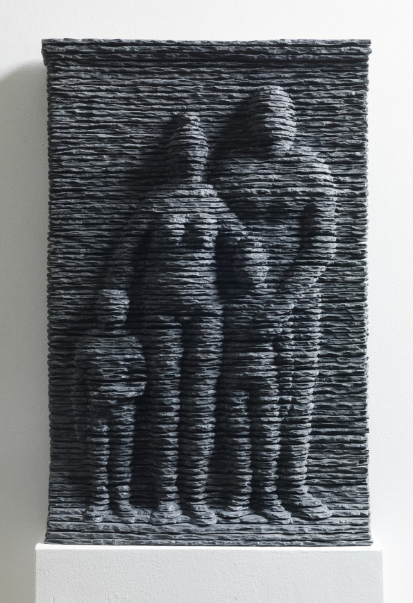 Boaz Vaadia, Family Relief, 2014