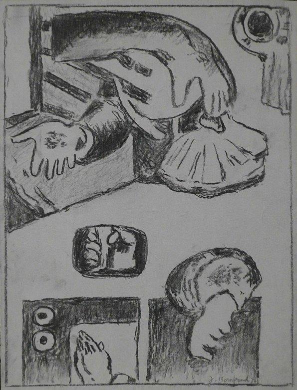 <span class=&#34;artist&#34;><strong>Jacob Bornfriend</strong></span>, <span class=&#34;title&#34;><em>Untitled (Hands)</em>, 1976</span>