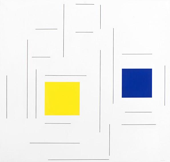 Geneviève Claisse, Angle de phase, 2003