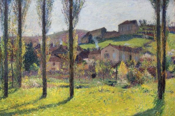 Henri Martin, Labastide-du-Vert, 1916