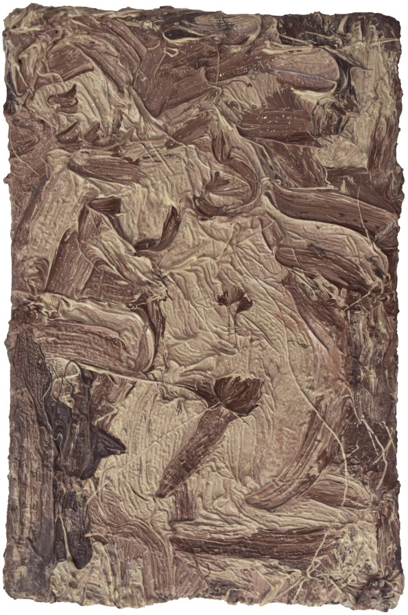 Leon Kossoff, Fidelma in a Chair, 1984