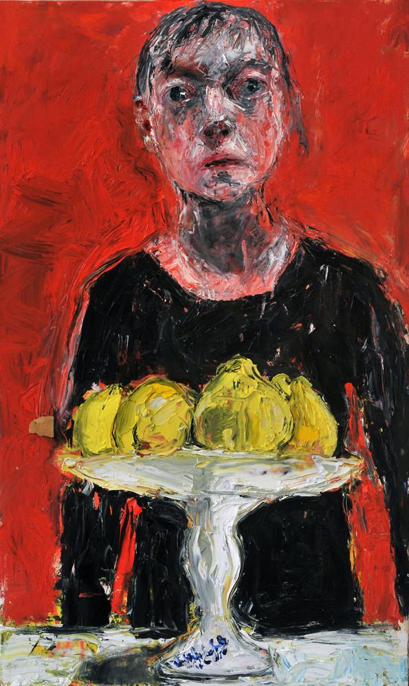 Shani Rhys James, Quinces, 2017