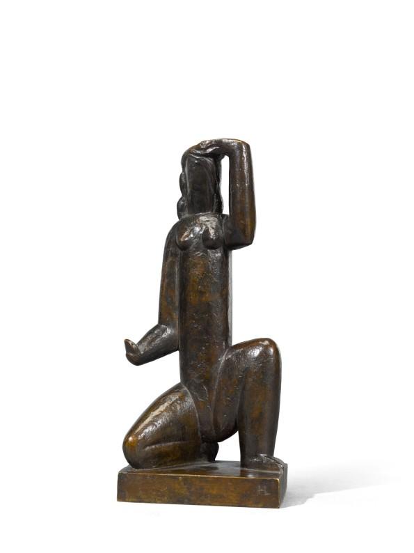 <span class=&#34;artist&#34;><strong>Henri Laurens</strong></span>, <span class=&#34;title&#34;><em>Femme au miroir</em>, c.1929</span>
