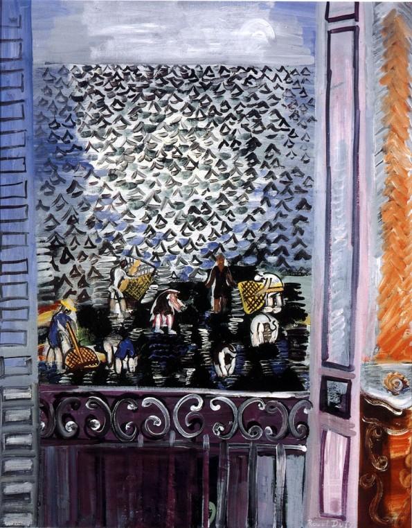 <span class=&#34;artist&#34;><strong>Raoul Dufy</strong></span>, <span class=&#34;title&#34;><em>La fenêtre</em>, 1923</span>