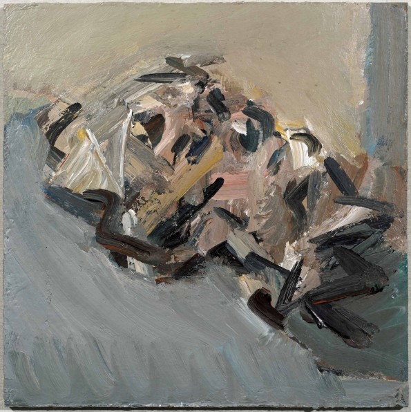 <span class=&#34;artist&#34;><strong>Frank Auerbach</strong></span>, <span class=&#34;title&#34;><em>Reclining Head of Julia</em>, 2006</span>