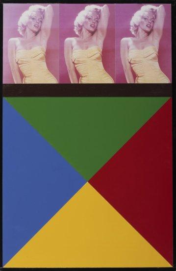 <strong>Peter Blake</strong>, <em>M, M</em>, 1997