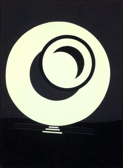 <strong>Patrick Caulfield</strong>, <em>Wall Plate : Highlights</em>, 1986