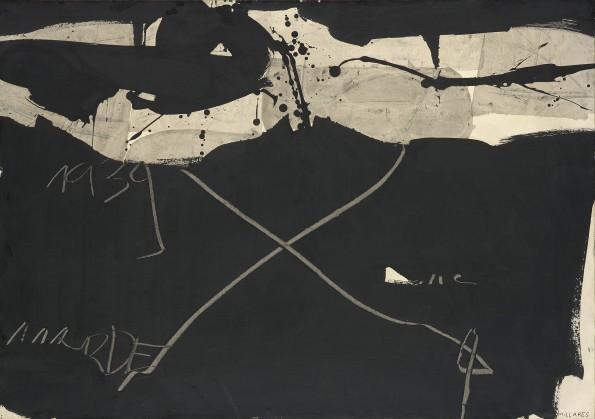 "<span class=""artist""><strong>Manolo Millares</strong></span>, <span class=""title""><em>Sin título</em>, 1963</span>"