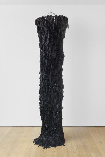 "<span class=""artist""><strong>Barbara Levittoux-Świderska</strong></span>, <span class=""title""><em>The Black Spiral [Biala spirala]</em>, 1985</span>"