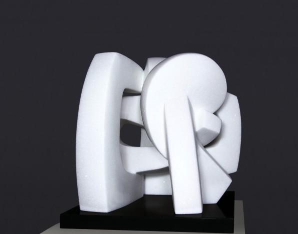 "<span class=""artist""><strong>Sophia Vari</strong></span>, <span class=""title""><em>Forces Contraires</em>, 1993</span>"