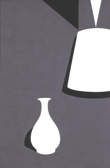<strong>Patrick Caulfield</strong>, <em>Lamp & Lung-Ch'uan Ware</em>, 1989