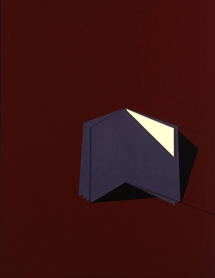 """<span class=""""artist""""><strong>Patrick Caulfield</strong></span>, <span class=""""title""""><em>Menu</em>, 1998</span>"""