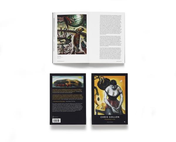 CHRIS GOLLON: Humanity in Art