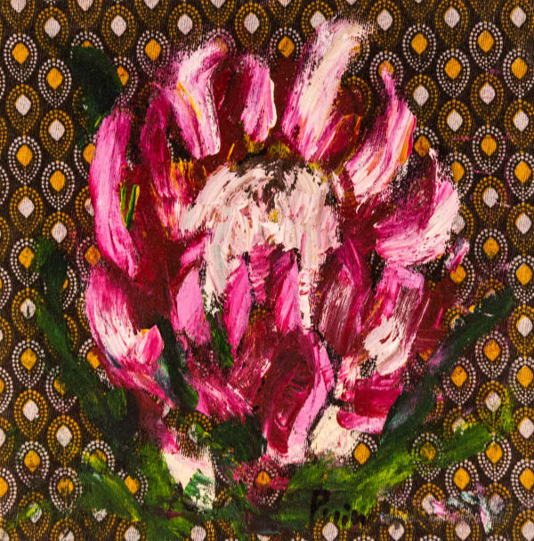Phineas Malema, African Protea Series 2, 2018