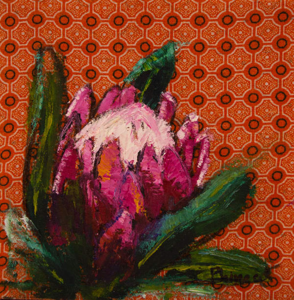 Phineas Malema, African Protea Series 3, 2018