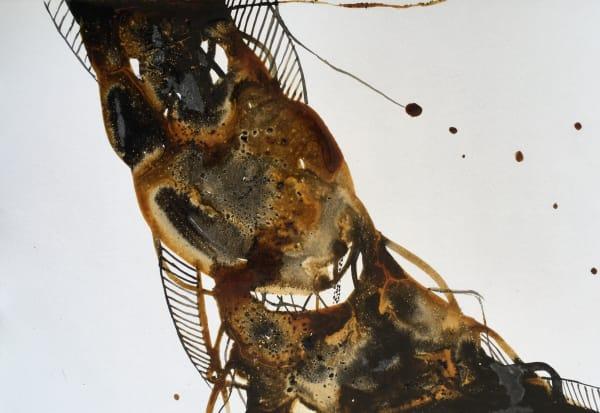 Kyra Pape, Experimentation Series 1: Inkt1830, 2018