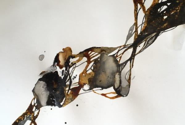 Kyra Pape, Experimentation Series 1: Inkt1802, 2018