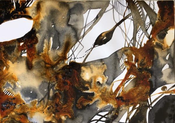 Kyra Pape, Experimentation Series 1: Inkt1816, 2018