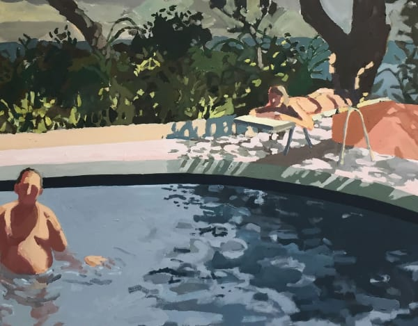 Sophie Treppendahl, That Summer Feeling (is gonna haunt you for the rest of your days), 2017