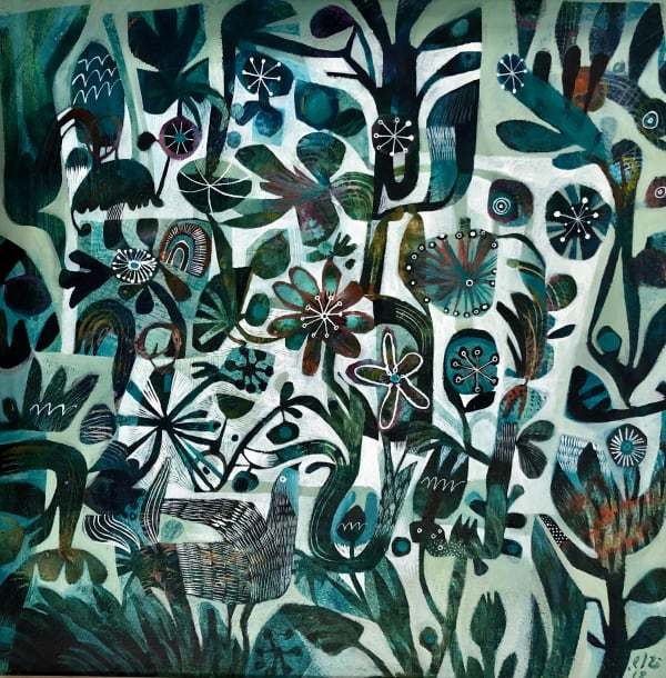 Este MacLeod, Hiding Bird