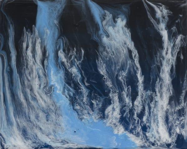 Marta Kucsora Untitled 140, 2016 Acrylic on Board 9 1/2 x 12 in 24.1 x 29.8 cm