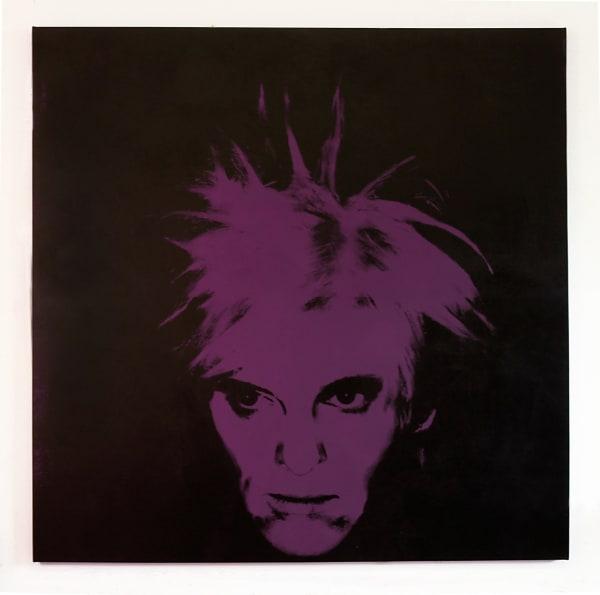 Gavin TURK, Purple Fright Wig, 2010