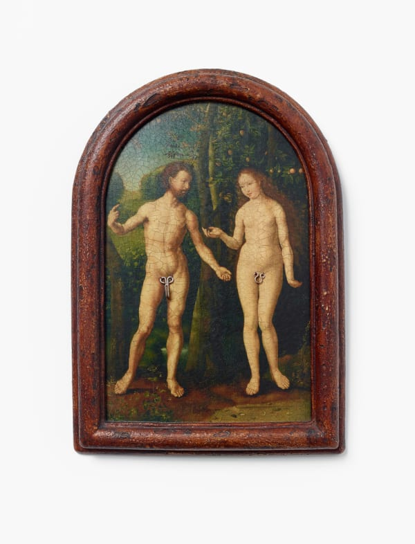 Nancy FOUTS, Adam and Eve, 2013