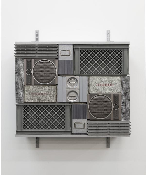 Michael JOHANSSON, Flip Shelf, 2017