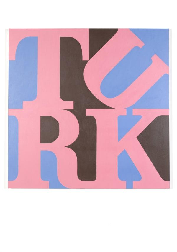 Gavin TURK, Turk Love, 2009