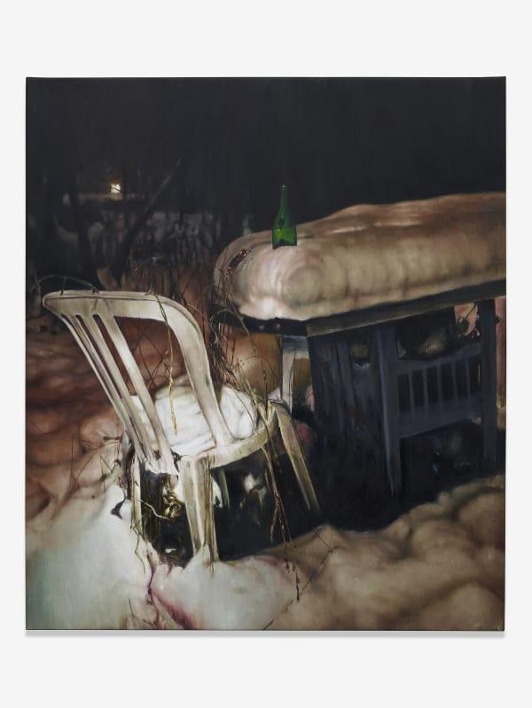 Leopold RABUS, Nature morte à la taupe, 2020