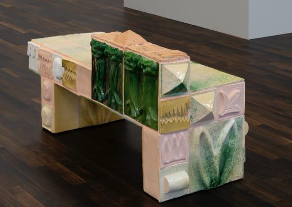 Florentine & Alexandre LAMARCHE-OVIZE, Bench, 2020