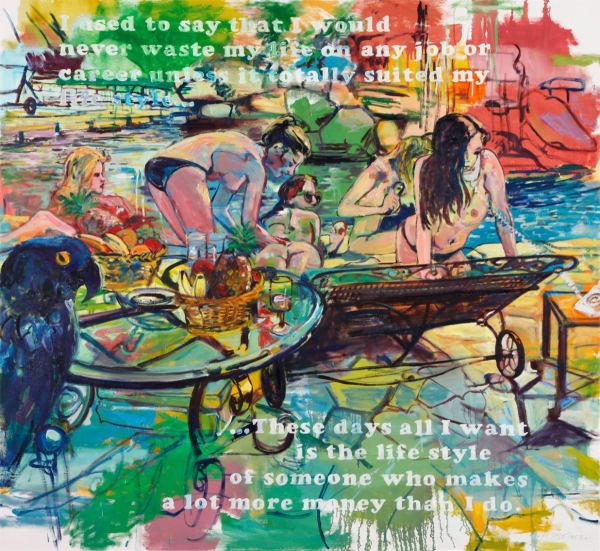David KRAMER, Life Style Decisions, 2010