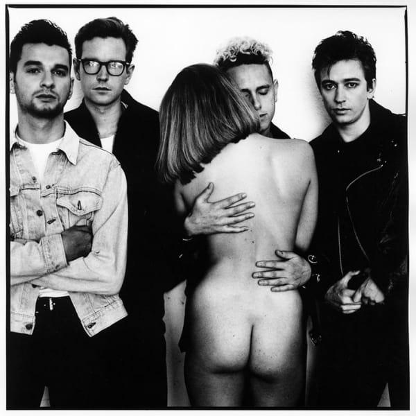 Anton CORBIJN, Depeche mode, Milan 1988, 1988