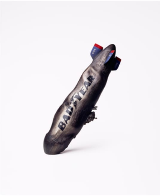 Nancy FOUTS, Bad Year Blimp, 2010