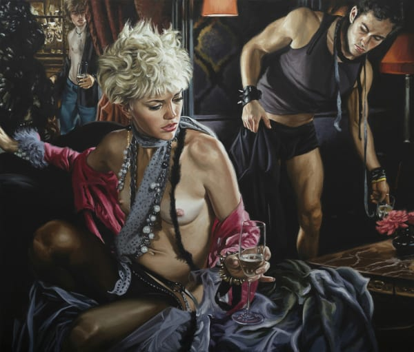 Terry RODGERS, After Hours, 2015