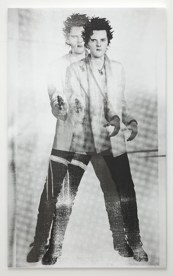 Gavin TURK, Double Pop, 2011
