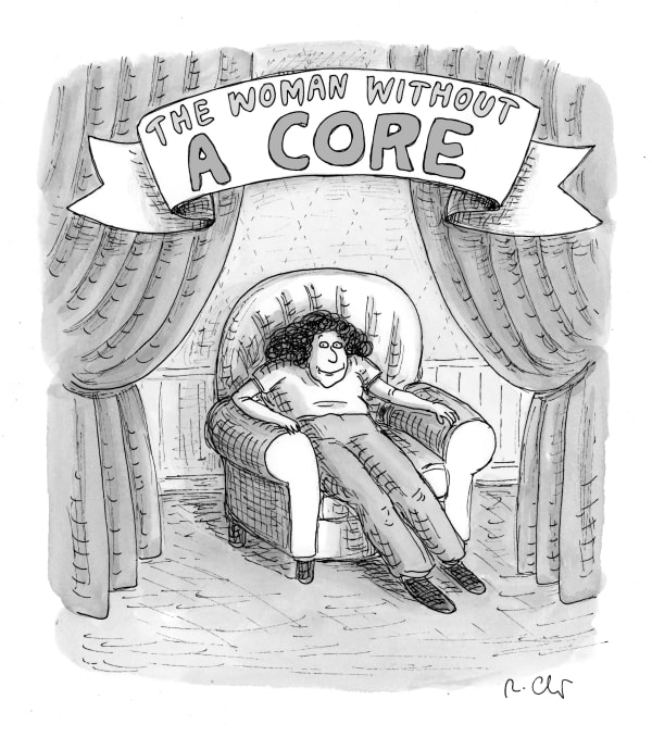 Drawings by Roz Chast