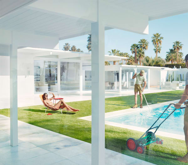 Dean West, Palm Springs #3, 2018