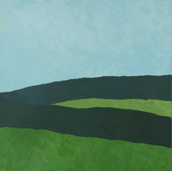 The June painting • Июньская живопись