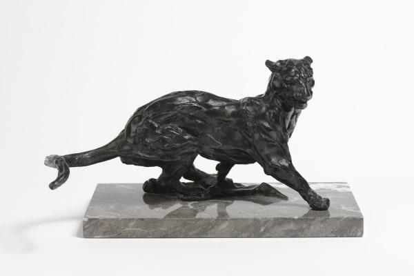 Jonathan Kenworthy, Running Leopard