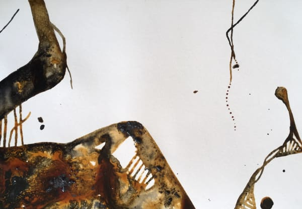 Kyra Pape, Experimentation Series 1: Inkt1805, 2018