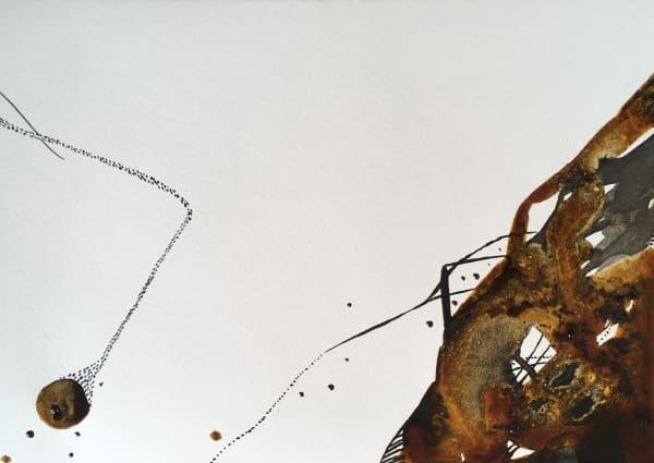 Kyra Pape, Experimentation Series 1: Inkt1812, 2018