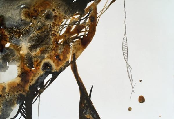 Kyra Pape, Experimentation Series 1: Inkt1829, 2018