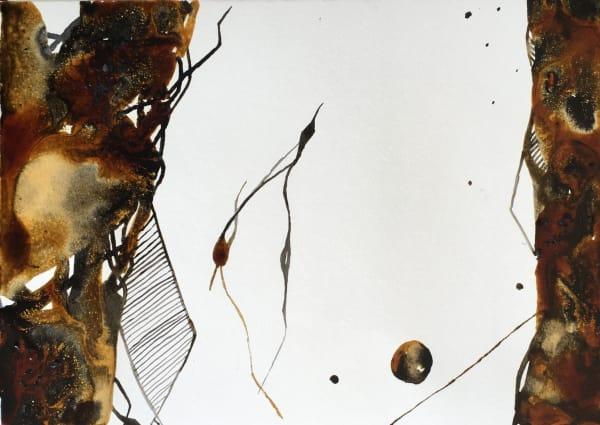 Kyra Pape, Experimentation Series 1: Inkt1818, 2018
