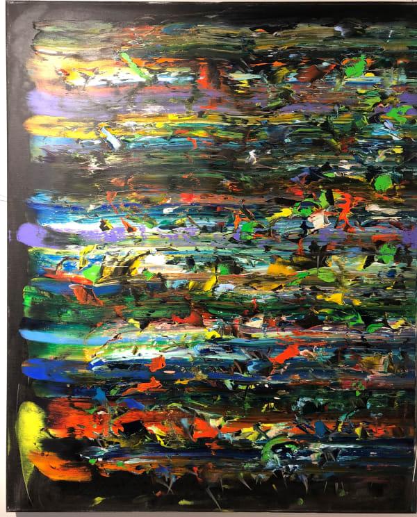Bernard Andreoletti, Untitled (Abstrait), 2016